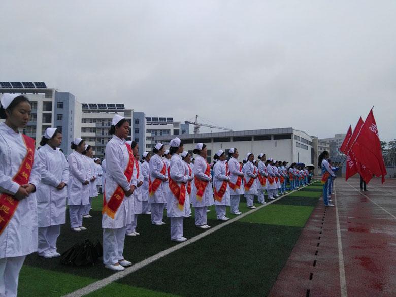 青年志愿者服务队-桂林市 文明城市我参与 志愿服务进社区 启动仪式在